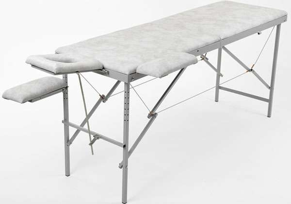 Складной массажный стол Комфорт Лайф л02